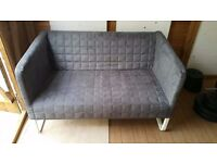 IKEA Sofa KNOPPARP 1 Year Old - Lovely Grey Colour - Great Condition
