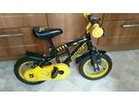 Childrens stinger bike