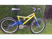 Marin full suspension Mountain Bike