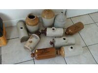old hot water bottels