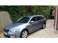 Skoda Octavia Estate, 1.6 TDI SE Connect