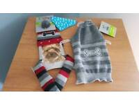 BNWT small dog clothes