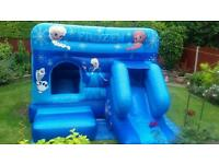Bouncy castles to hire