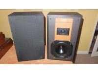 KEF Coda 3 Coda III SP3016 Speakers. Pair