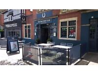 Full Time Chef Wanted @ One Trick Pony Moseley 40-45 Hours Per Week