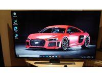 JVC LT-55CF890 Fire TV Edition 55inch Smart 4K Ultra HD HDR LED TV with Amazon Alexa