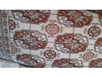 Quality large oriental rug 12x9 feet