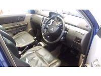 Nissan X-TRAIL Jeep 4x4 2005 2l Diesel