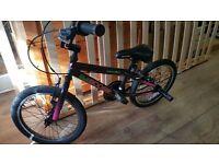 """Child's 17"""" Wheel Apollo BMX Bicycle"""