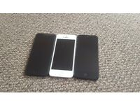 3 iPHONES 5, GOOD CONDITION, ON EE