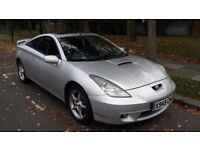 TOYOTA CELICA SPORT 1.8 PETROL MANUAL 6 SPEED