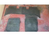 Range Rover P38 floor mats