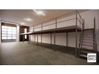 LARGE WORKSHOP SPACES (PHASE 2): OPENING EARLY 2021: OXGATE HOUSE, BRENT CROSS, NW2 7HU