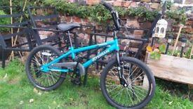 2x child Bmx style bikes In excellent condition