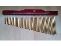 Chimes for drum kit