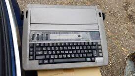Panasonic electric type writer