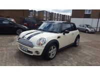 Mini Cooper 1.6 petrol manual 3 door hatchback MOT one year good drive and cheap insurance