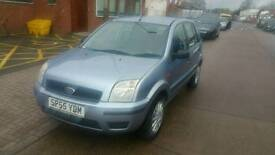 Ford fusion 1.6 fully Automatic long Mot only 57 k ready to go