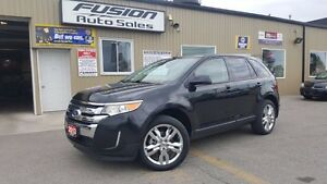 2013 Ford Edge SEL-AWD-LEATHER-NAVIGATION-SUNROOF-V6