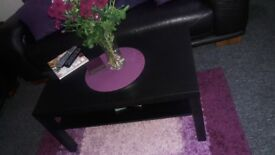 excellent condition coffee table