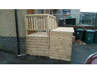 QUOTATION FOR DECKING , PERRGOLAS, GARDEND DOORS , STAIRS etc.