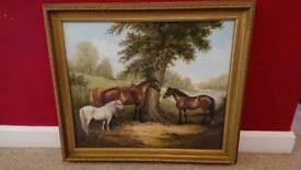 Original oil painting's