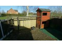 Children's 2 story playhouse