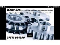 Repairs, Servicing & Mot's