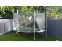 Trampoline 15ft with net