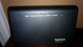 TalkTalk Super Router (HG633)