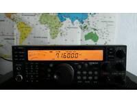 Kenwood ts 570dg hf transceiver widebanded