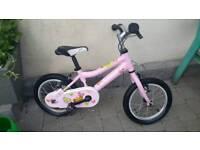 Girl's Ridgeback Honey Bike