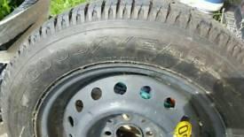 Goodyear tyre