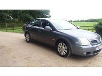 vectra 2003 ,1800cc petrol , mot till september 16 ,good driving clean tidy car ,very clean inside,
