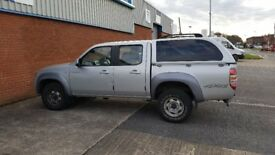 Mazda BT-50 TS Double cab pick up for sale.