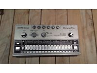 Great Condition Roland TR 606 Drumatic Vintage Analog Drum Machine Sequencer