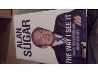 The way I see it - Alan Sugar