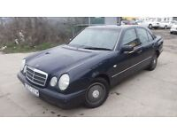 LHD Mercedes E220 DIESEL with A/C , we have more left hand drive ---15 cheap cars on stock---