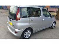 Toyota Yaris Verso, 5 doors, Part Service History, 2 keys+1, MOT'd, Taxed
