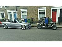 BMW E46 MSPORT auto 325ci convertible fully loaded px swap