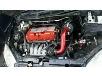 Breaking Honda Civic Type R ep3 engine exhaust mats ecu coilovers calipers hub