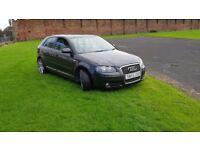 For sale Audi A3 1.6 petrol Sport FSI MOT 11 months