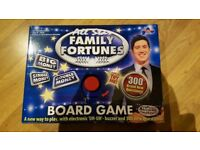Family Fortunes boad game