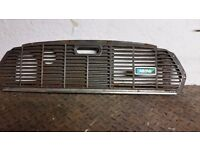 CLASSIC MINI FRONT GRILLE