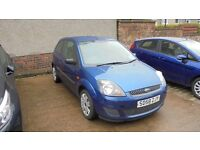 2008 (58) FORD FIESTA 1.2 STYLE.
