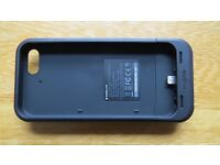 Mophie Juice Pack Air Case with Rechargeable Battery for iPhone 5/5S - Black