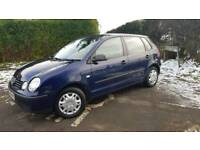 Volkswagen polo 1.4 with 11 months mot