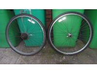 Bicycle 700c wheels