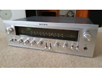 SONY STR-7055A MONSTER Receiver - Beautiful Vintage - RETRO CHIC - TOP SOUND & LOOK - XXXX RARE
