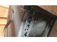 Laney 30watt Bass Guitar Combo Amplifier Swap for Practice Amp